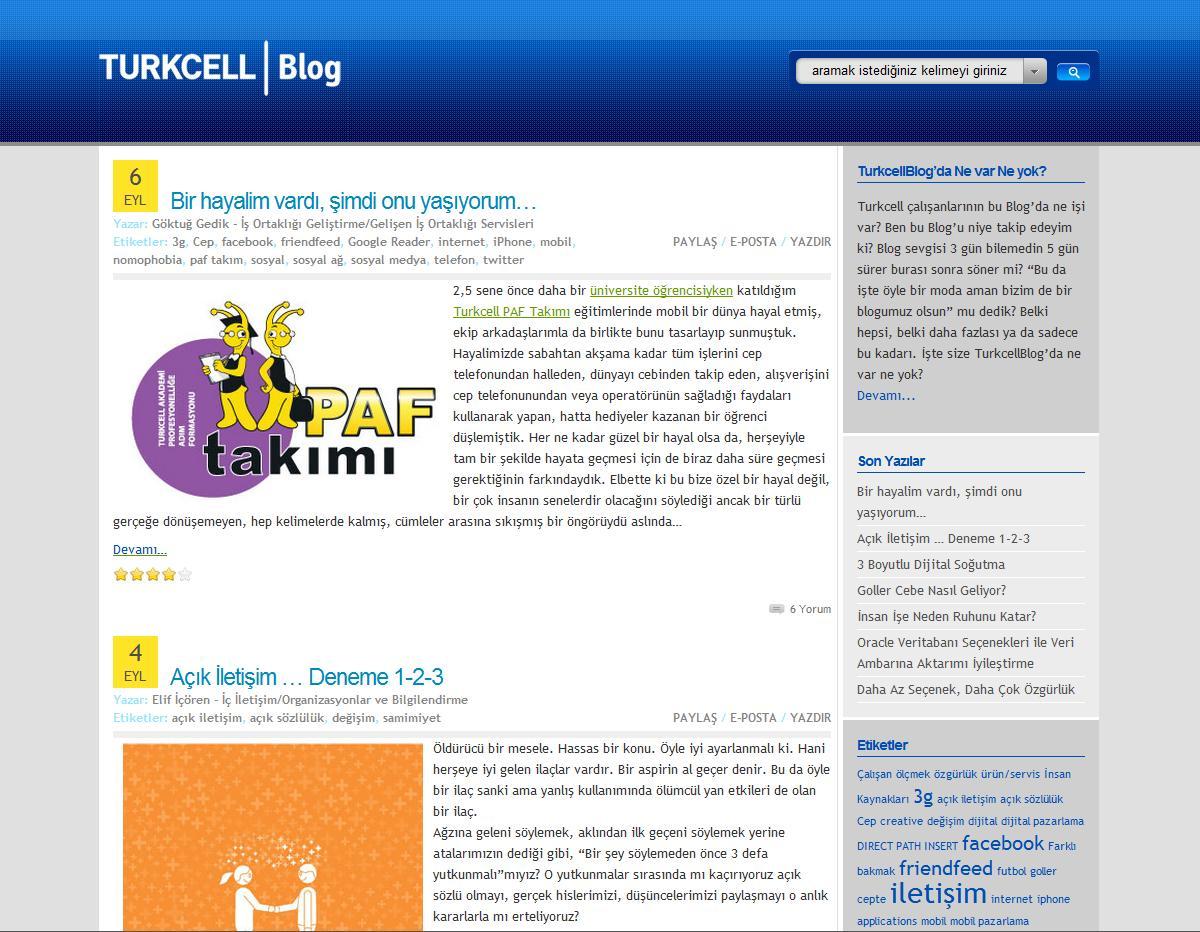 TurkcellBlog